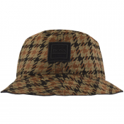 BOSS Casual Fax Bucket Hat Brown